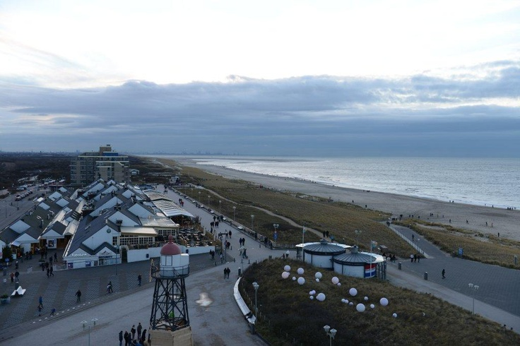 Strand bei Kijkduin