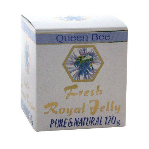 The Product Forever Young Queen Bee Fresh Royal Jelly, 120 g  Can Be Found At - http://vitamins-minerals-supplements.co.uk/product/forever-young-queen-bee-fresh-royal-jelly-120-g/