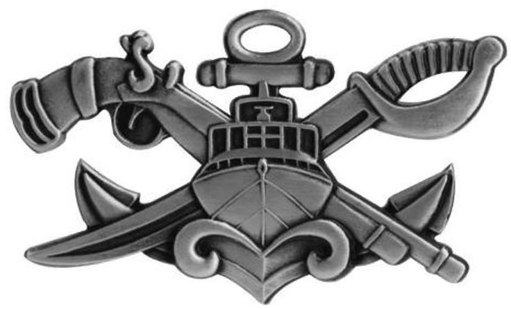 Navy Special Warfare Combatant-Craft Crewman Senior-regulation oxidized