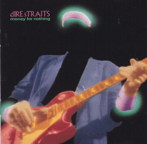 """Behind The Cross–Dire Straits-""""Money for Nothing"""""""