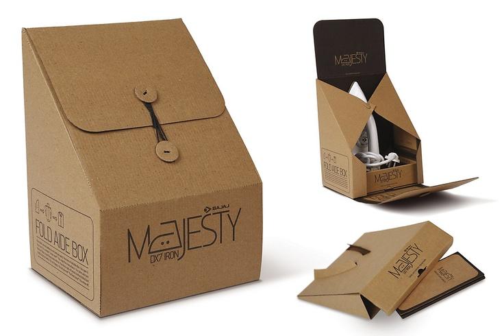 Bajaj Majesty Iron Fold Aide Box