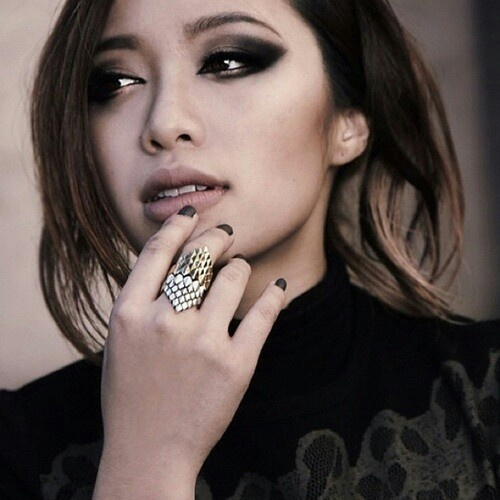 Michelle Phan one of my fav people   She's makes tutorial on using make up and transforming into a character with makeup