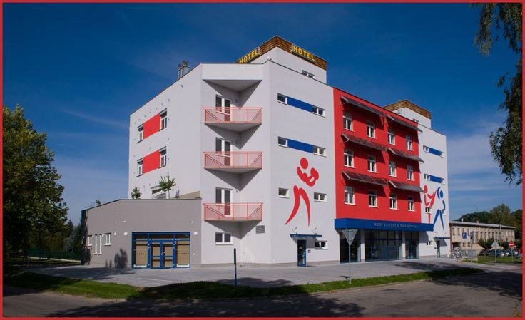 SPORT HOTEL České Budějovice  sporthotelcb.cz Hotel garni 3*