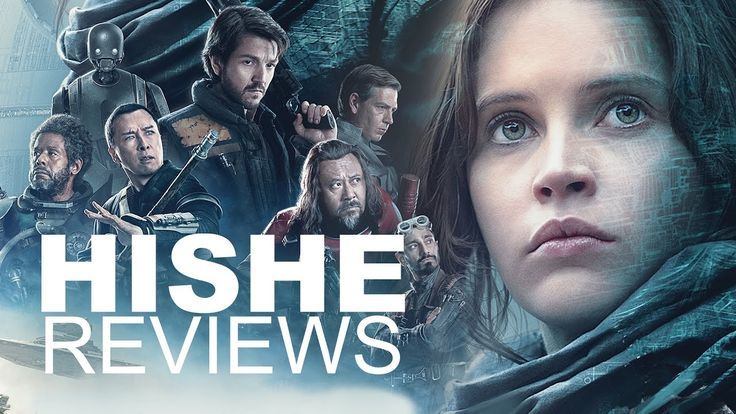 Rogue One - HISHE Review (SPOILERS) - YouTube