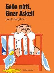 Einar Áskell á aðdáendur á öllum aldri.