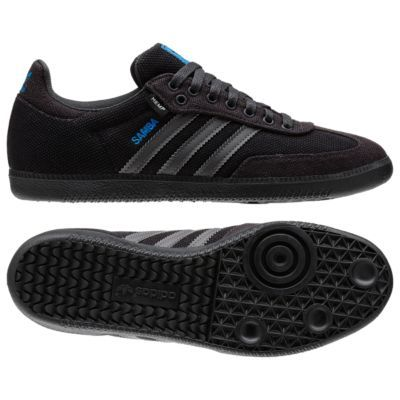 adidas // Samba Hemp // Material