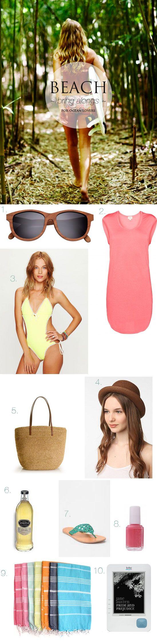 beach bring alongs!Summa Lovin, Beach Jpg 549 2243, L Eau Surf, Latte Lovers, Summer Requirements, Beach Bring