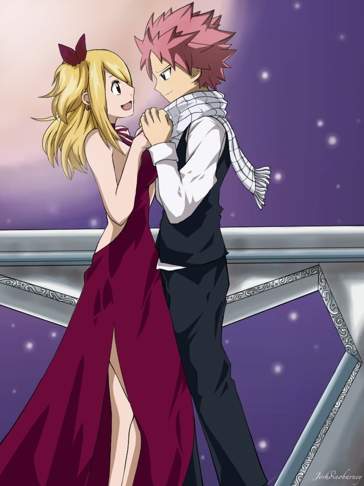 Lucy And Natsu Dance Render by Perfectionxanime on DeviantArt |Lucy And Natsu Dance