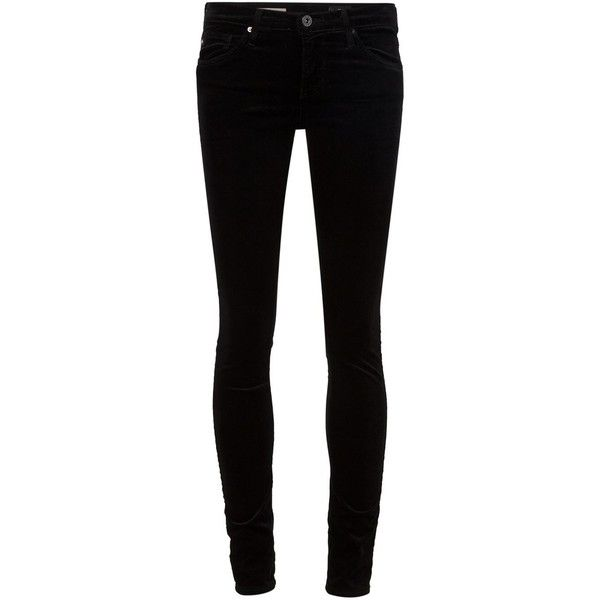 Black skinny leg pants not jeans