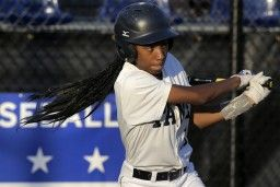 Meet The 13-Year-Old Girl Who Just Pitched Her Team To The Little League World Series
