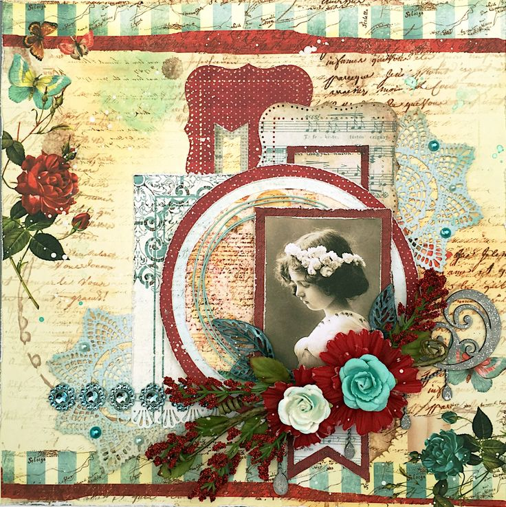 Untitled - Primahttp://www.scrappingfancy.com/2015/12/untitled-layout-using-prima-pastiche.html