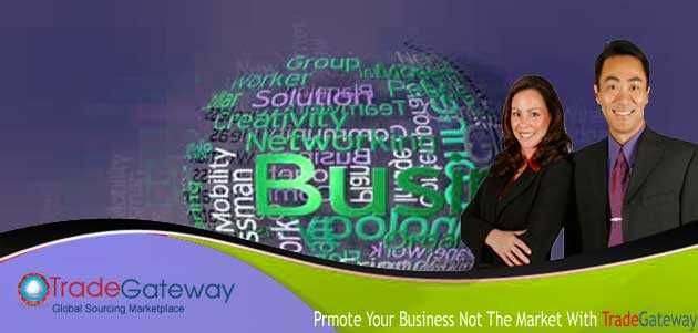 All the businesses irrespective of what category they belong to are always looking for more genuine enquiries to grow their business. In today scenario when the online business is on boost we see the number of B2B directories are also increasing.   TradeGateway is an online B2B directory completely according to the latest scenario. The benefits of registering here are:  All verified members are listed on the first page. Thus get more visibility.  Genuine enquiries  100% device friendly…