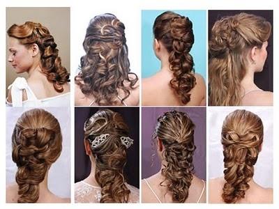 Peinados para Novias Matrimonios Bodas 1