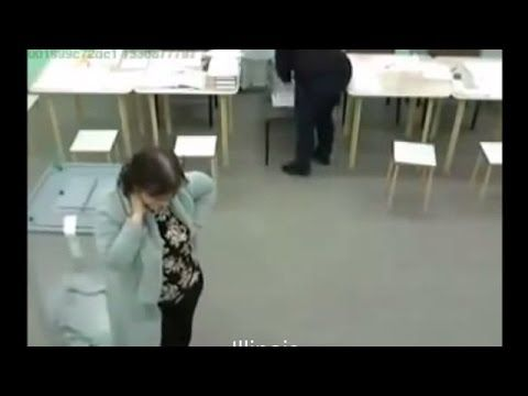 Democrats Busted On Camera Stuffing Ballot Boxes .... ShareEmbedEmail               https://youtu.be/8YsRU0TFQTY   Start at:   0:07   Published on Oct 12, 2016 YouTube: Hidden Cam: NY Dem Election Commissioner: 'There's A Lot Of Voter Fraud': 'They Put Them In A Bus' http://www.youtube.com/watch?v=qEYcc7...