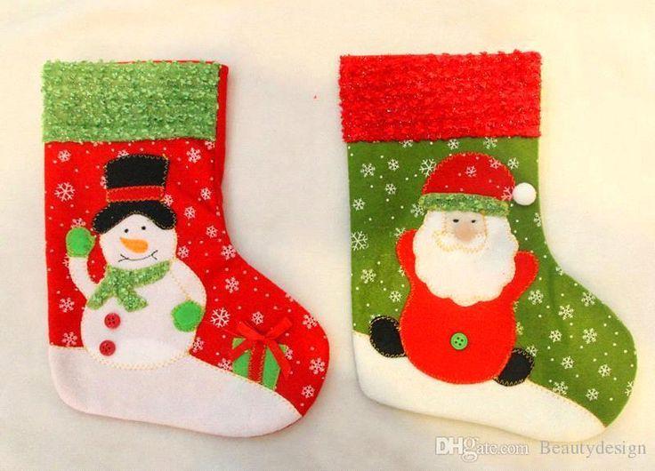 Купить оптом дешевые  2015 новое прибытие новогодние украшения милые дети подарки чулки санта снеговик дизайн носки на рождество питания бесплатная доставка myf271 с характеристикой: руно  , мультипликация  , от beautydesign  на Ru.dhgate.com и получить доставку в любую точку мира.