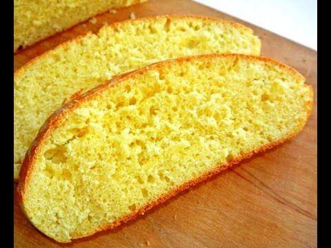 Кукурузный хлеб. Хлеб из кукурузной муки.Хлеб без дрожжей.Mısır Ekmeği T...
