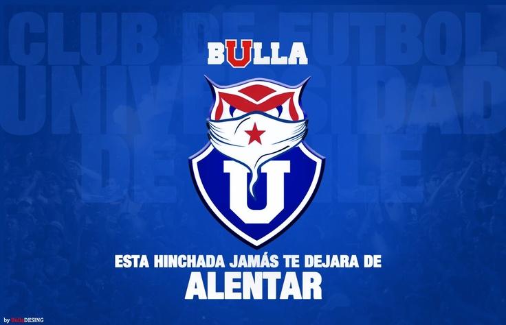 #udechile #bulla #lda #sudamericana