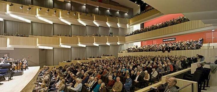 Concert Hall Aarhus