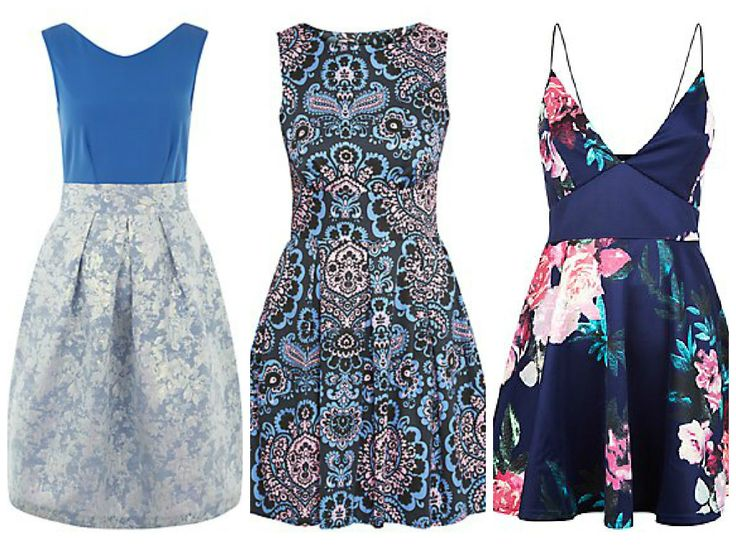 Summer dresses by New Look - floral midi dress. Find the best 10 British high street brands here >>> http://bit.ly/1HpdLuo