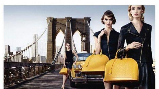 Alma bag di Louis Vuitton, la borsa iconica si veste di nuovo
