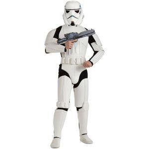 Star Wars Mens Deluxe Stormtrooper Fancy Dress Costume Gift Idea