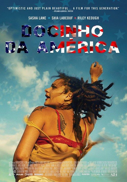 Watch American Honey 2016 Full Movie Online Free
