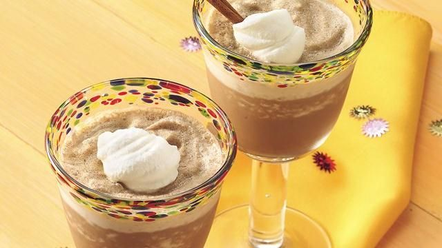 Iced Mexican Coffee | Recipe