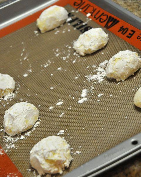 Christmas Cookie Recipes Using Cake Mixes - GOODEness Gracious