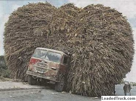 a normal load in Kenya