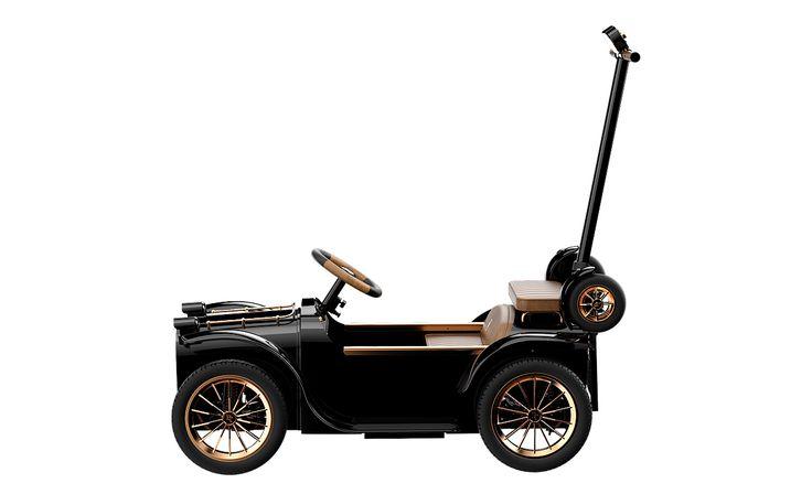 03 STROLLER & CRUISE MODE / Stroller mode