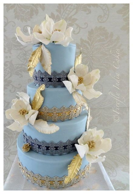 10 Best Images About Cake Lace On Pinterest Lace Cakes