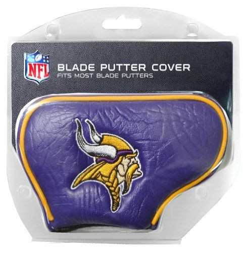 NFL Minnesota Vikings Blade Putter Cover by Team Golf. $15.29. NFL Minnesota Vikings Blade Putter Cover