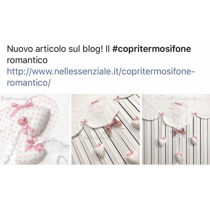 Nuovo articolo sul blog! #copritemosifone romantico! Www.nellessenziale.it