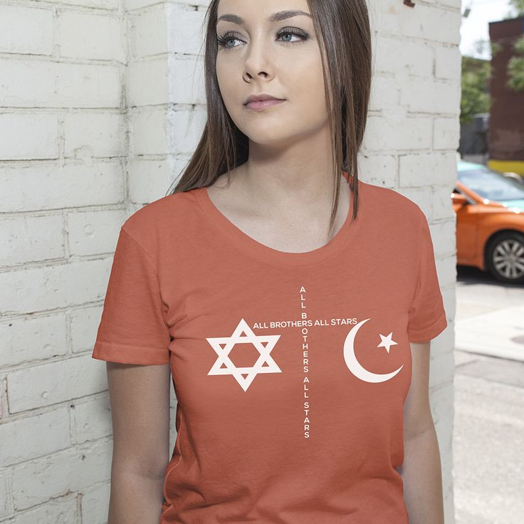 Women's Made in USA Peace T-Shirt