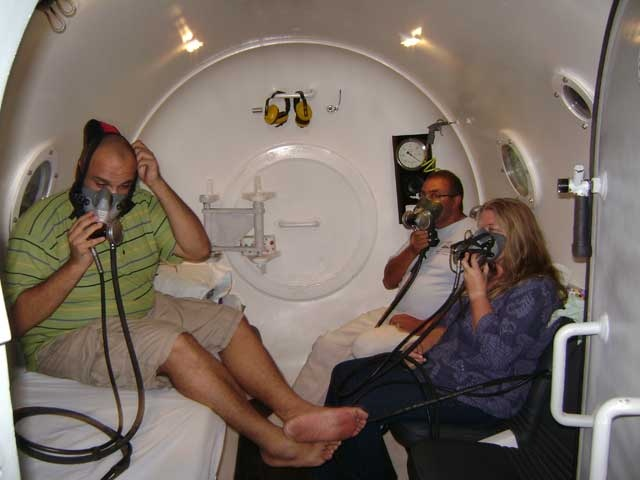 Diving Staff membership:  Hypermed Decochamber and Clinic Annual membership:  This membership covers the above services plus the treatment in the decompression chamber  in the unfortunate event of a diving accident (decompression sickness or air embolism).  Cost: 70 Euro
