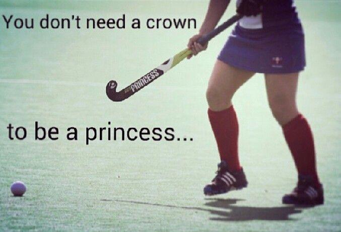 Traducão: Você não precisa de coroa pra ser princesa