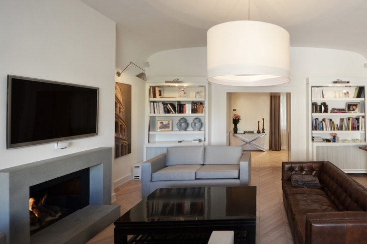 POST OPERAM > FLAT RENOVATION & INTERIOR DESIGN , DOMUS  M, ROME. more @ http://www.lad.roma.it/html_version/?page_id=1072
