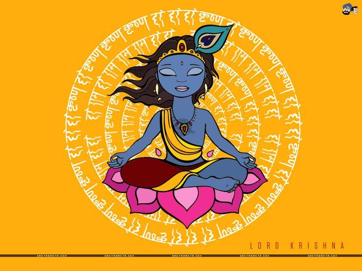 Lord Krishna Wallpaper #101