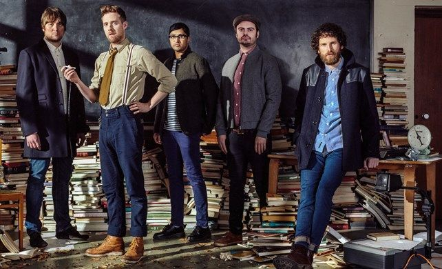 Kaiser Chiefs Announce UK Arena Tour 2015. Tickets go on general Sale 9am Friday 15th August.