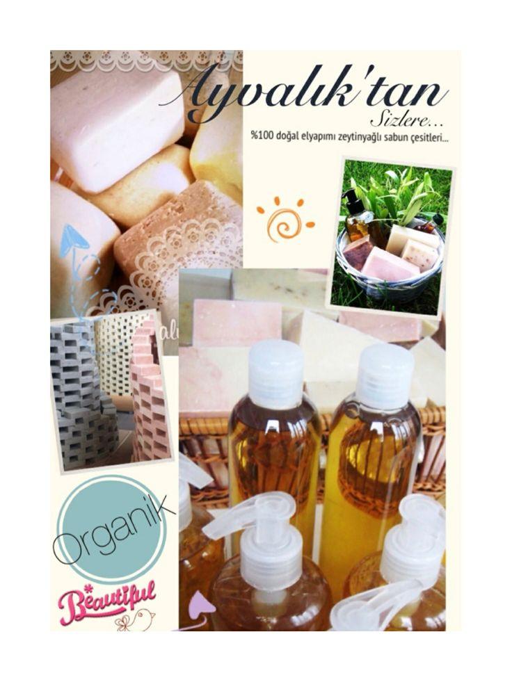 www.ayvaliktansizlere.com    dan  saf,dogal,bitkisel, zeytinyagli sabun çesitleri . Taş sabun, gliserinli sabun, sıvı sabun, biberiyeli sabun, vanilyalı sabun, güllü sabun , kükürtlü sabun...   / oliveoil soap / naturel soap