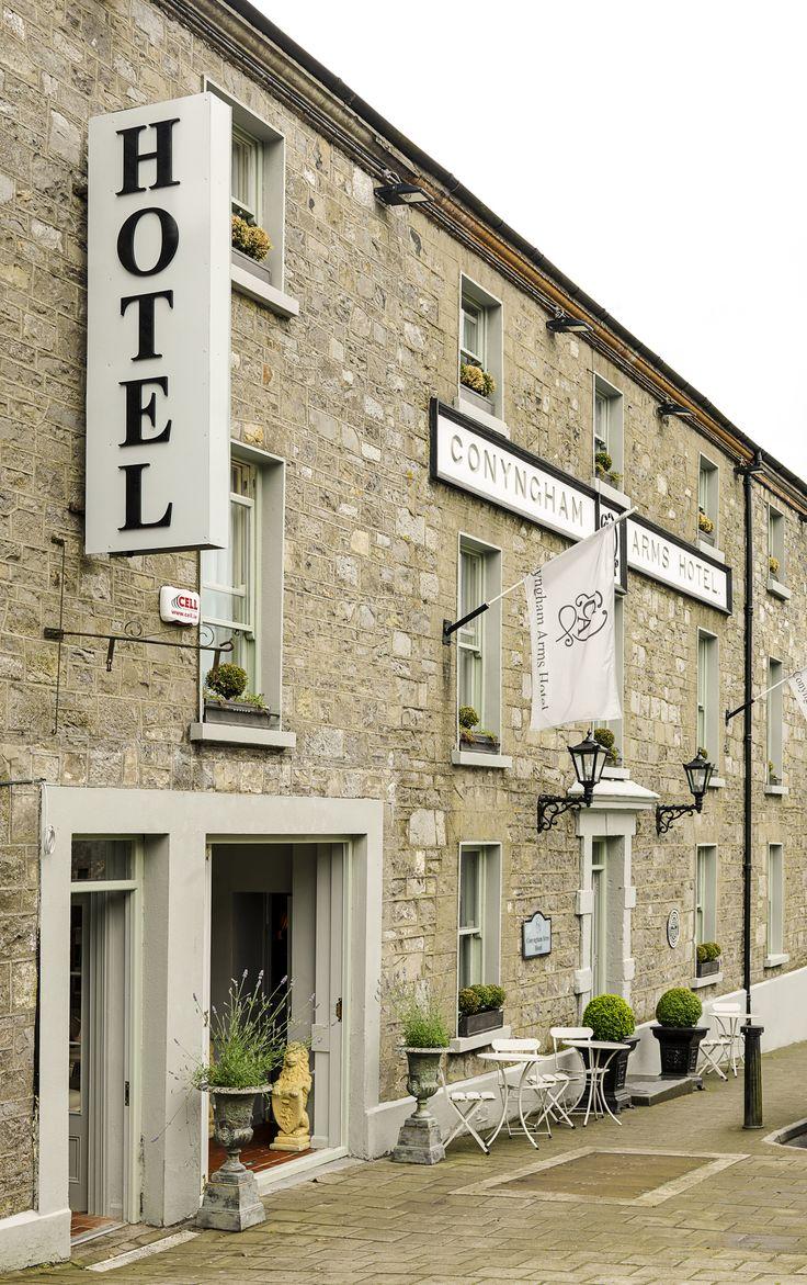The Conyngham Arms Hotel Slane Ireland Conynham Pinterest