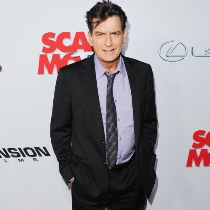 Charlie Sheen Confirms That He's HIV-Positive