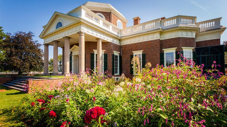 Charlottesville, Virginia: Monticello, U.S. Presidents, Places I D, Jefferson S Ancestral, Virginia