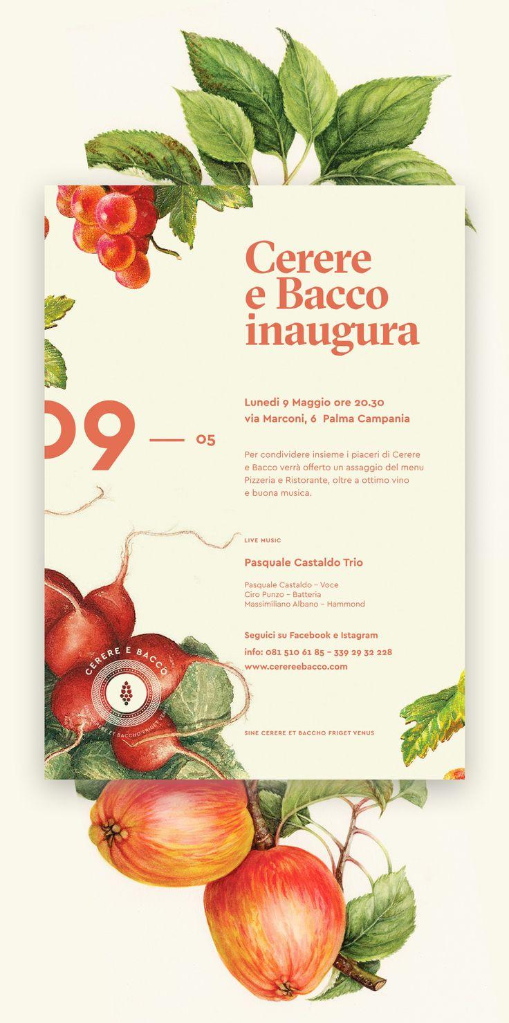 Branding for an Italian Restaurant.