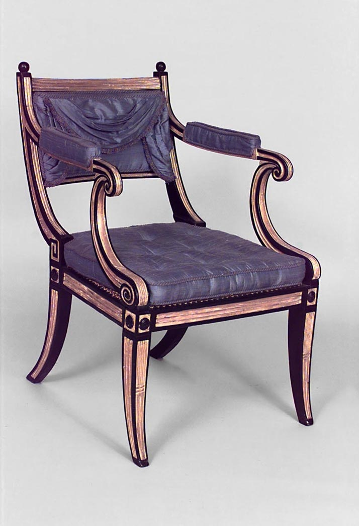 Section English Regency Chair