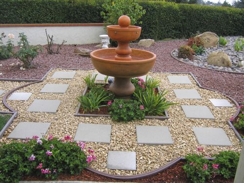 Southern california drought tolerant landscaping drought for Low maintenance low water landscaping