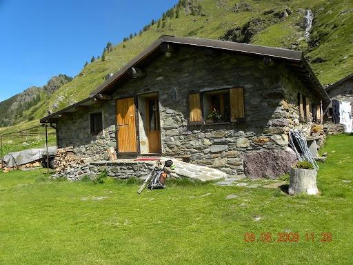 Rifugio Casera Vecchia - Val Varrone
