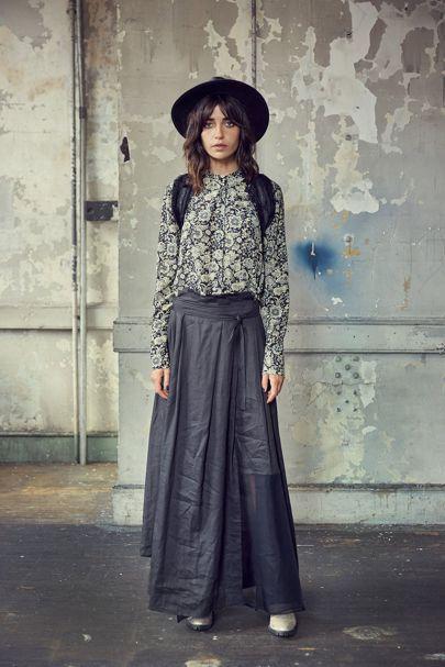 Гэри Грэм В Нью-Йорке Весна/Лето 2017 Готовой Одежды | Британского Vogue