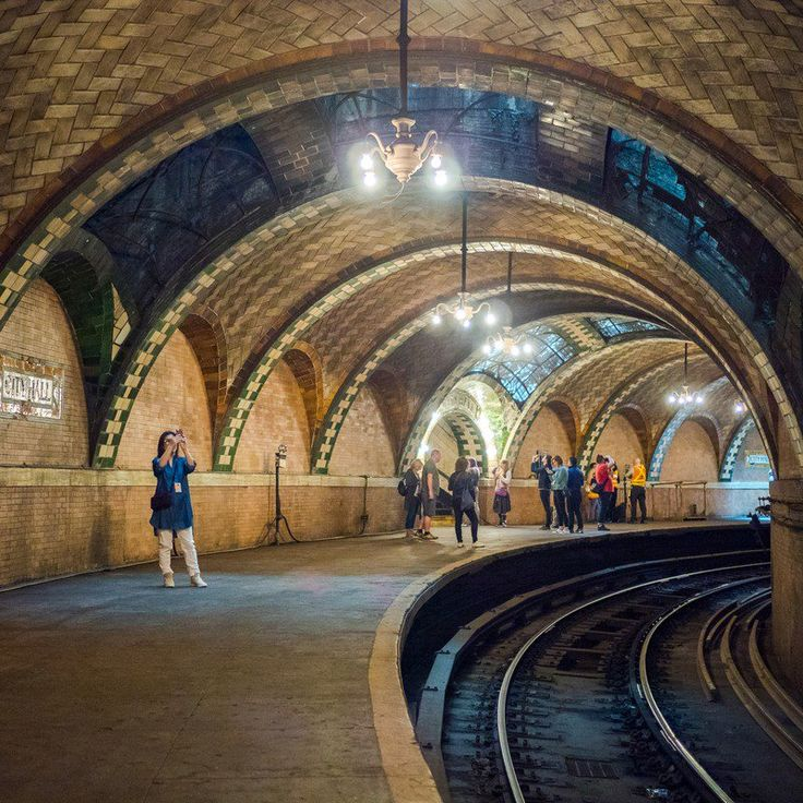 How To See New York's Gorgeous Old City Hall Subway