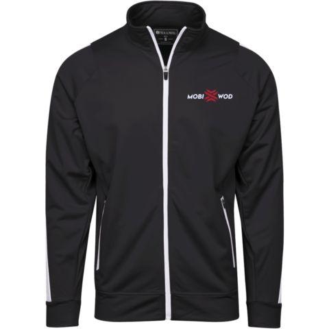 Holloway Colorblock Warm-Up Jacket